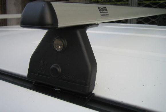 Střešní nosiče BOHM ALU SYSTEM P 3400