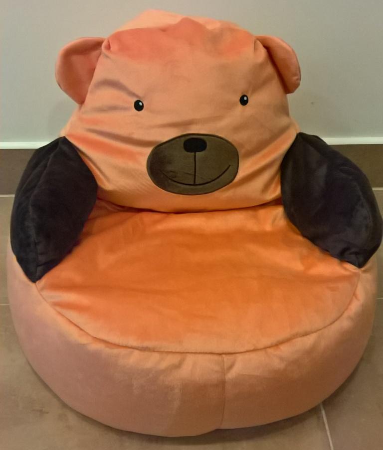 Dětský sedací pytel Omni Bag křesílko medvídek Míša