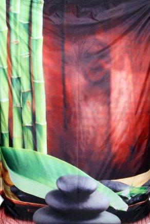 Designový sedací pytel Omni Bag s popruhy Bambus 191x141