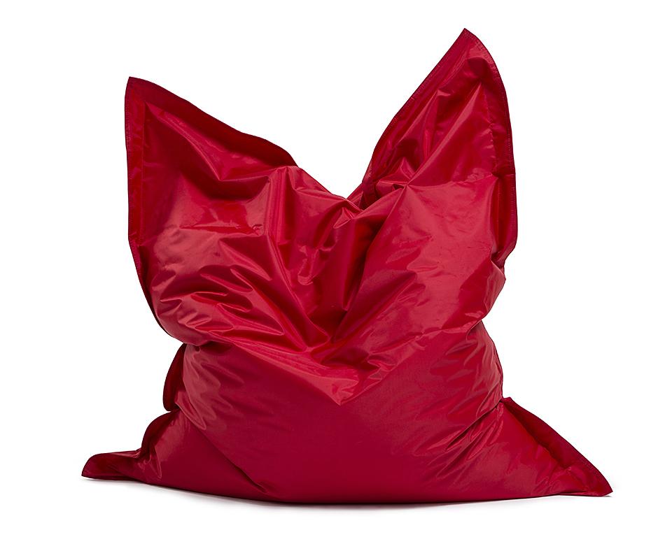 OMNIBAG Scarlet Rose 121x141 - sedací pytel
