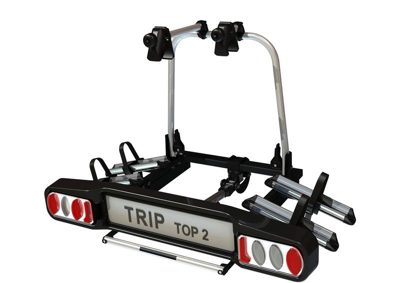 Hakr Trip 2+1 Top - nosič kol na TZ pro až 3 kola !! DOPRAVA A ADAPTER ZÁSUVKY ZDARMA***