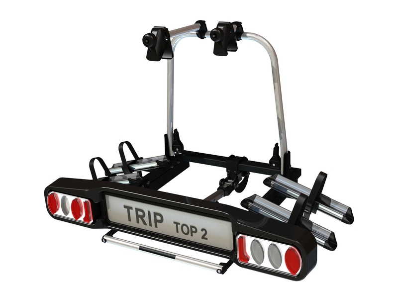 Hakr Trip 2+1 Top - nosič kol na TZ pro až 3 kola