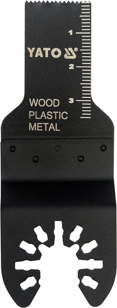 Pilový list na ponor. řezy BIM pro multifunkci, 20mm (dřevo, plast, kov)