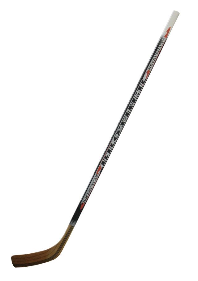 ACRA Laminovaná hokejka BROTHER levá 135cm