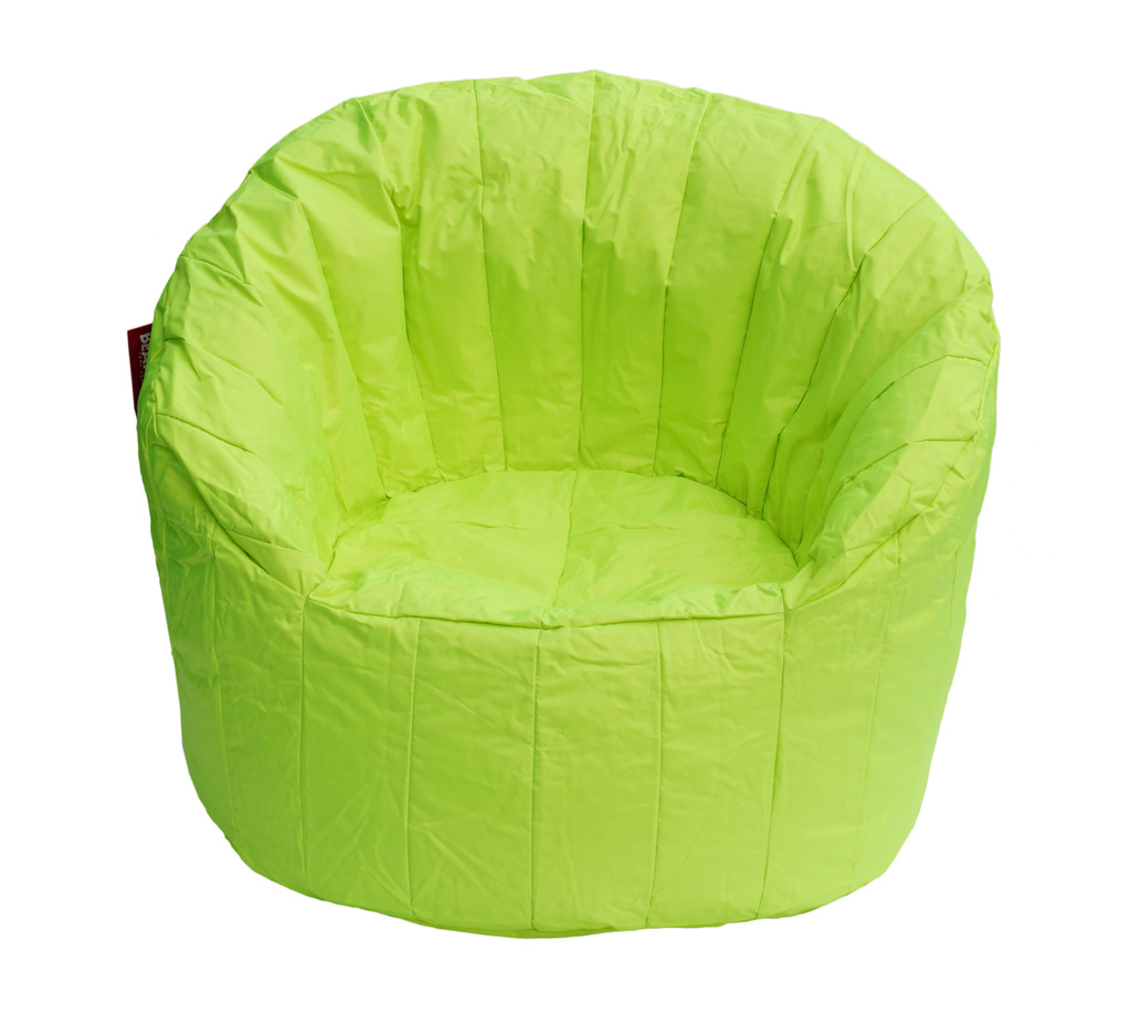 Sedací vak Chair 80x80x75 Fluo Limet
