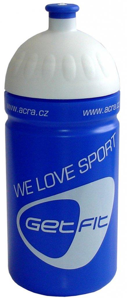 Acra lahev CSL05 0,5L modrá