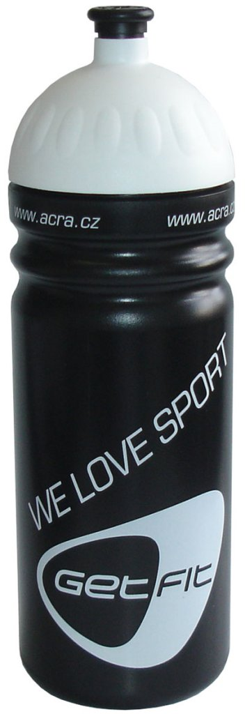 Acra lahev CSL07 0,7L černá