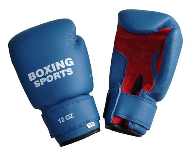 ACRA Boxerské rukavice PU kůže vel. S, 8 oz.