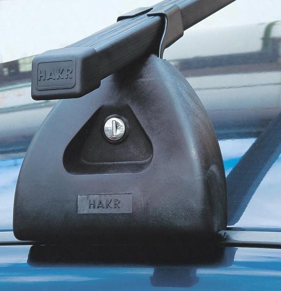 Střešní nosiče Hakr O300 FE - pro vozy Škoda Fabia I sedan/hatchback, Octavia I liftback