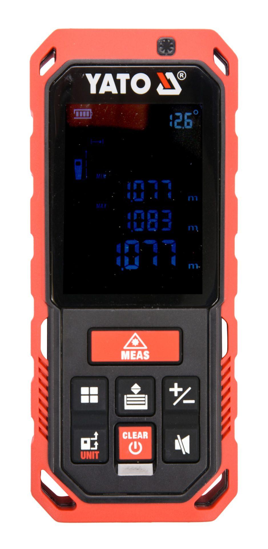 Compass Laserový měřič vzdálenosti 0.2-40M, 10 režimů