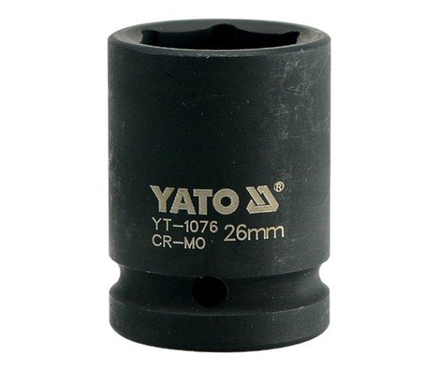 """Compass Nástavec 3/4"""" rázový šestihranný 26 mm CrMo"""