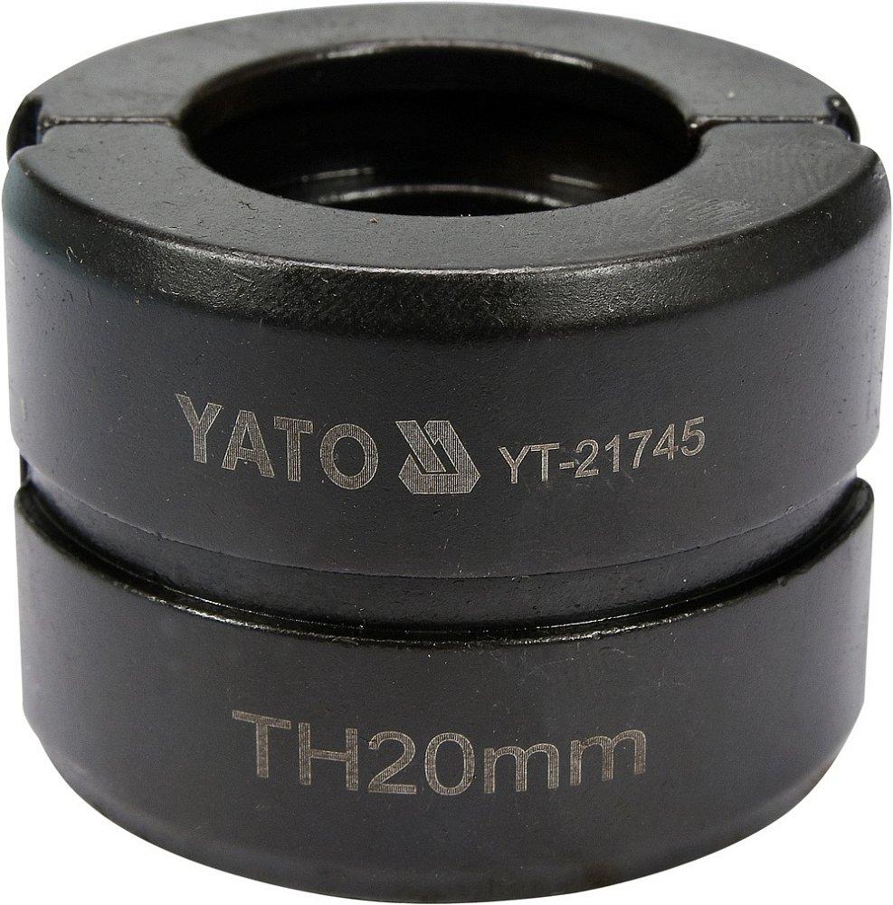 Compass Náhradní čelisti k lisovacím kleštím YT-21735 typ TH 20mm