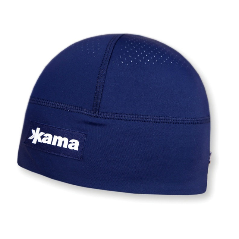 Běžecká čepice Kama A87 modrá vel. M