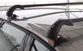 Střešní nosiče ELSON auto Piccar PC3019+TS3116 - pro vozy Ford Mondeo Combi bez hagusů