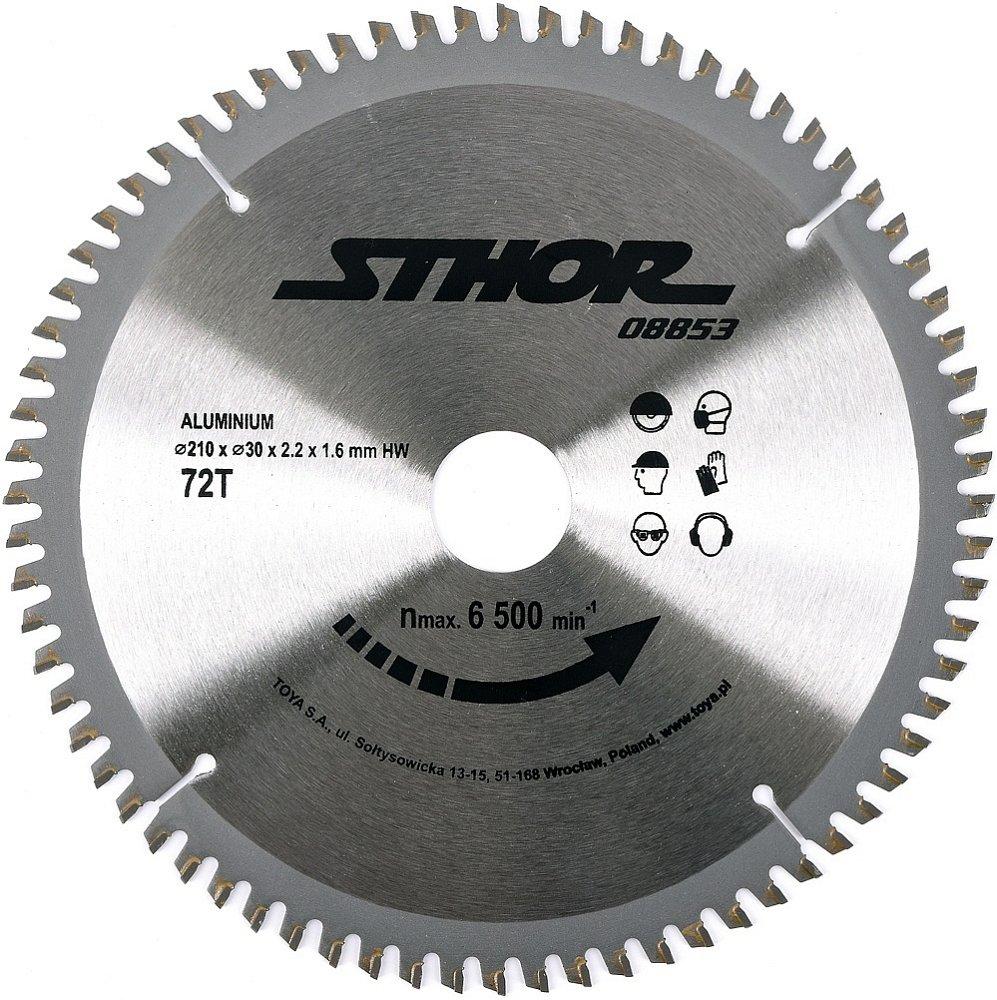 Compass Kotouč na hliník 210 x 30 mm 72z