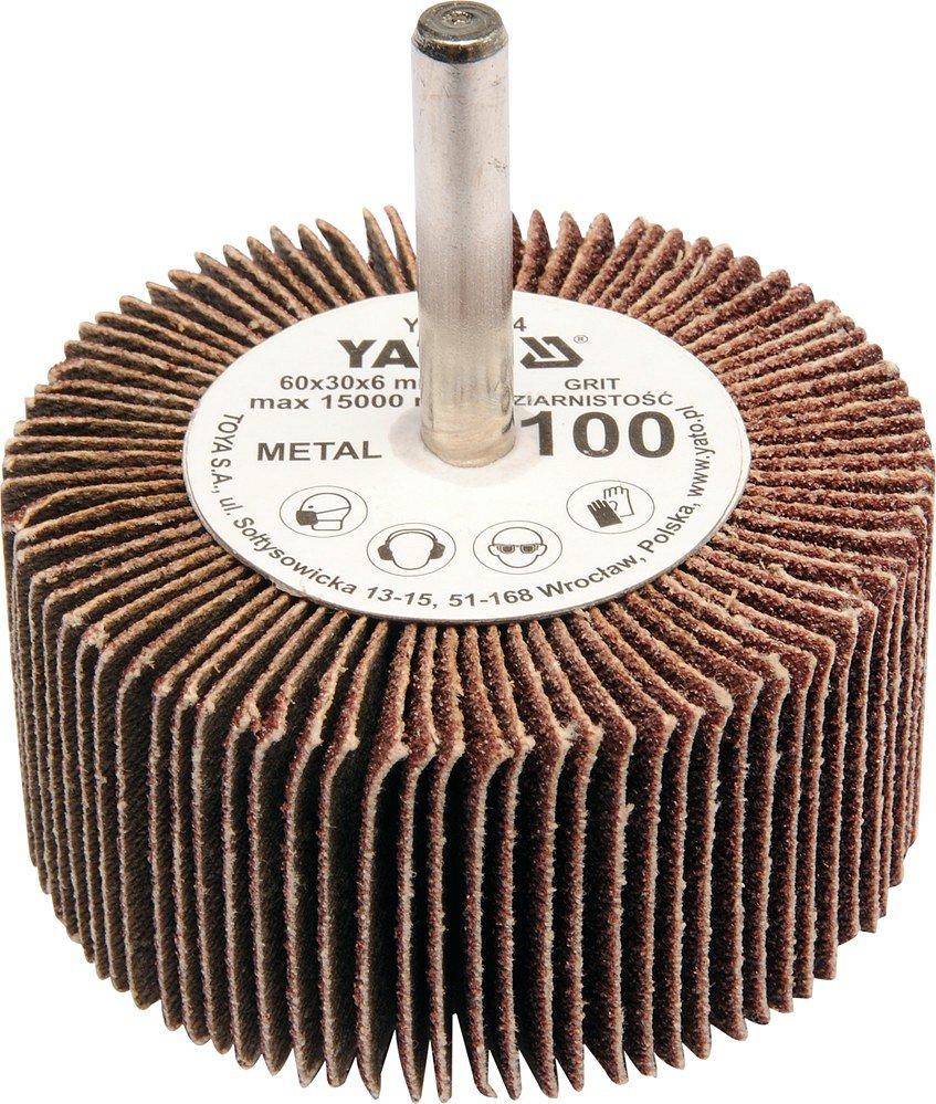 Compass Kotouč lamelový radiální 60x30 P-60 s hřídelí 6 mm
