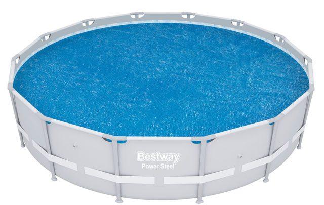 Bestway 58252 Solární plachta na bazén 427cm