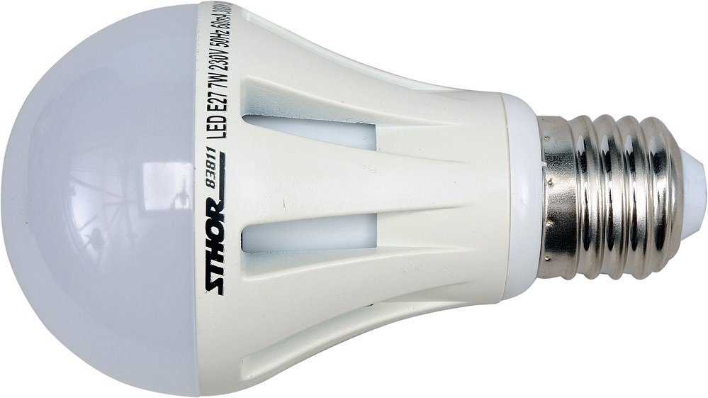 LED žárovka A60 E27 230V 7W 580LM