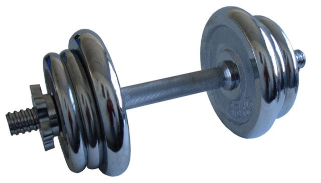 ACRA Činka nakládací chromová - 11 kg