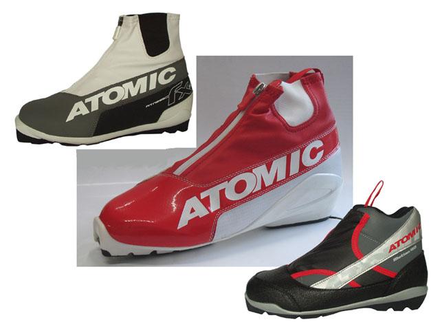 ACRA LBA-41 Běžecké boty Atomic, vel.41