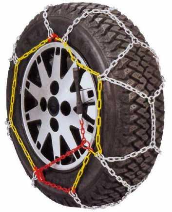 Sněhové řetězy Compass rozměr X90