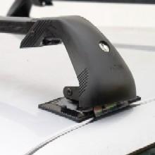 Střešní nosiče Piccola Piccar PC3005+TS3112 - pro vozy Peugeot 406 sedan