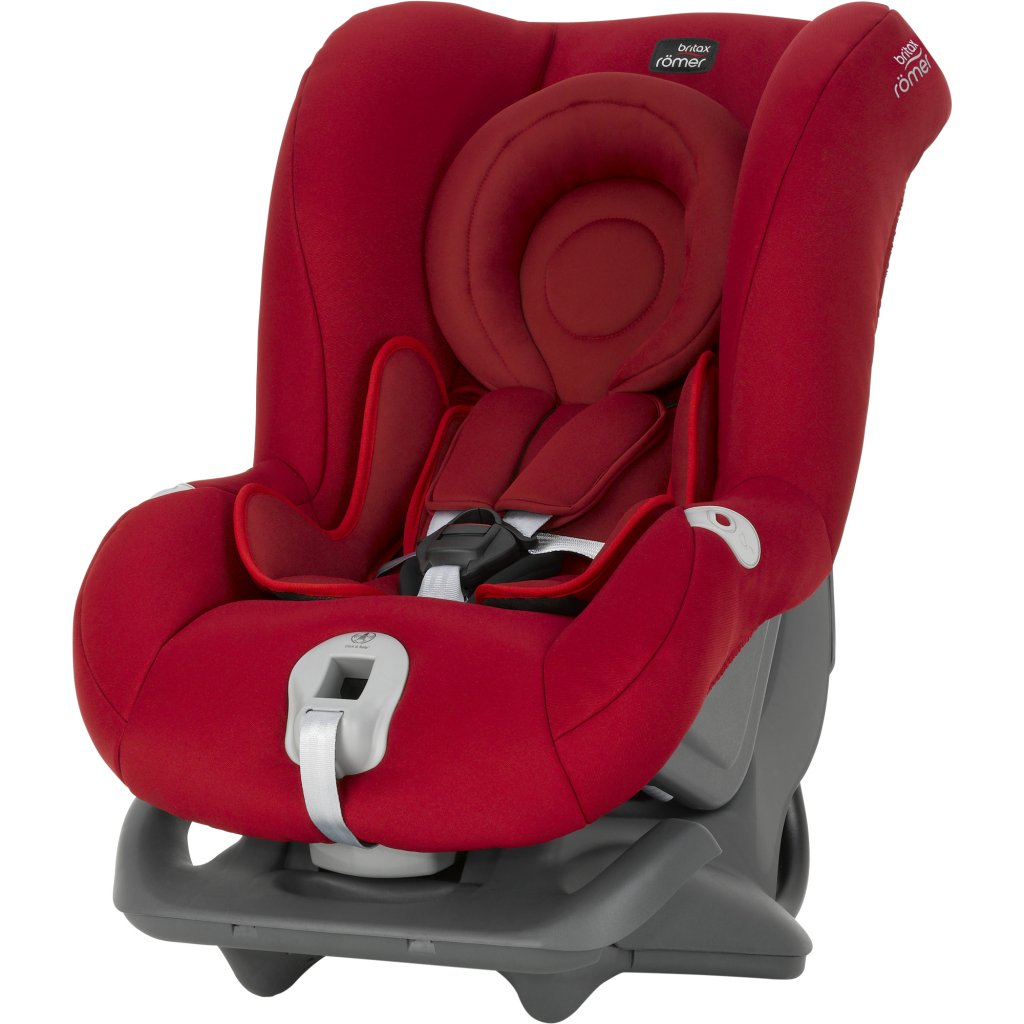 BRITAX RÖMER Autosedačka First Class Plus, Flame Red