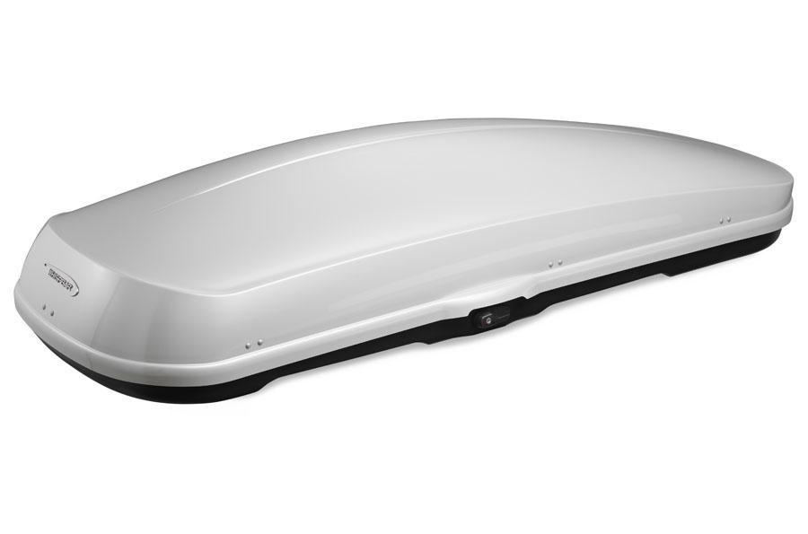 Střešní box Whispbar WB753S lesklý stříbrný