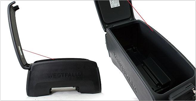 Westfalia Portilo Box - pro nosiče Westfalia Portilo 2 a Portilo BC60