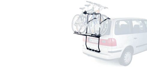 Thule Backpac 973 + adapter 973-15 max. 4 kola
