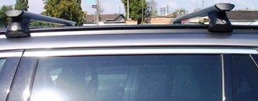 Střešní nosiče ELSON auto FP33000+TA2125 Flexbar Alu - pro BMW 3 Touring, X3, X5