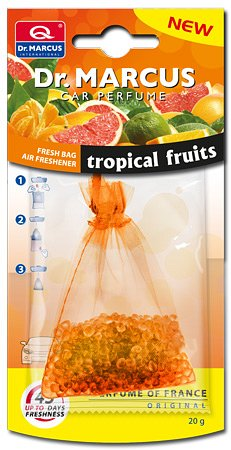 Compass Osvěžovač vzduchu FRESH BAG - Tropical Fruit