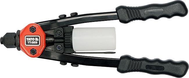 Compass Nýtovací kleště pákové 3,2-6,4mm 330mm CrMo