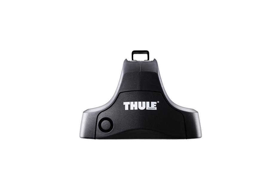 Střešní nosiče Thule Professional 754+392+kit za rám dveří alu tyče 150cm