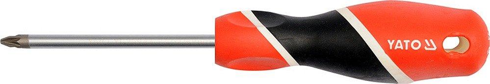 Šroubovák křížový PZ1 x 75 mm magnetický S2