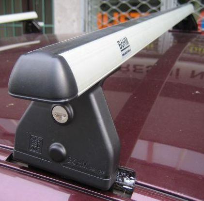 Střešní nosiče BOHM ALU SYSTEM G 3100