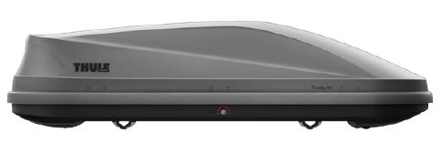 Střešní box Thule Touring M (200) Aeroskin Titan ***