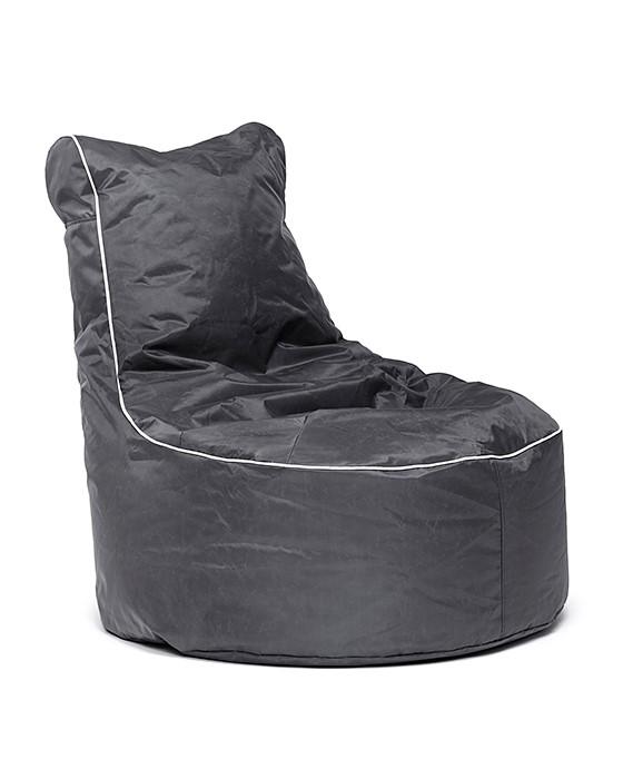 Sedací pytel Lounge Omni Bag šedý