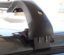 Střešní nosiče ELSON auto Piccar PC6004+TS3116 - pro vozy VW Jetta