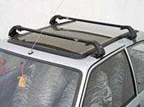 Střešní nosiče Piccola Piccar PC2023+TS2113 - pro vozy Peugeot 205