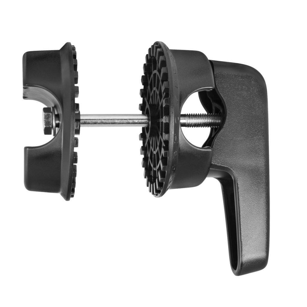 Uchycení hrazdy nosiče kol na tažné zařízení Peruzzo Pure Instinct
