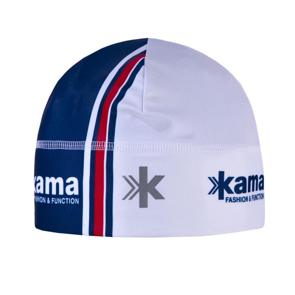 Běžecká čepice Kama AW58 - Windstopper bílá