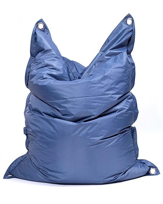 Omni Bag 191x141 Iron Gray - sedací pytel s popruhy