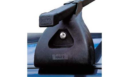 Střešní nosiče Hakr O380 FE - pro vozy Škoda Fabia II hatchback