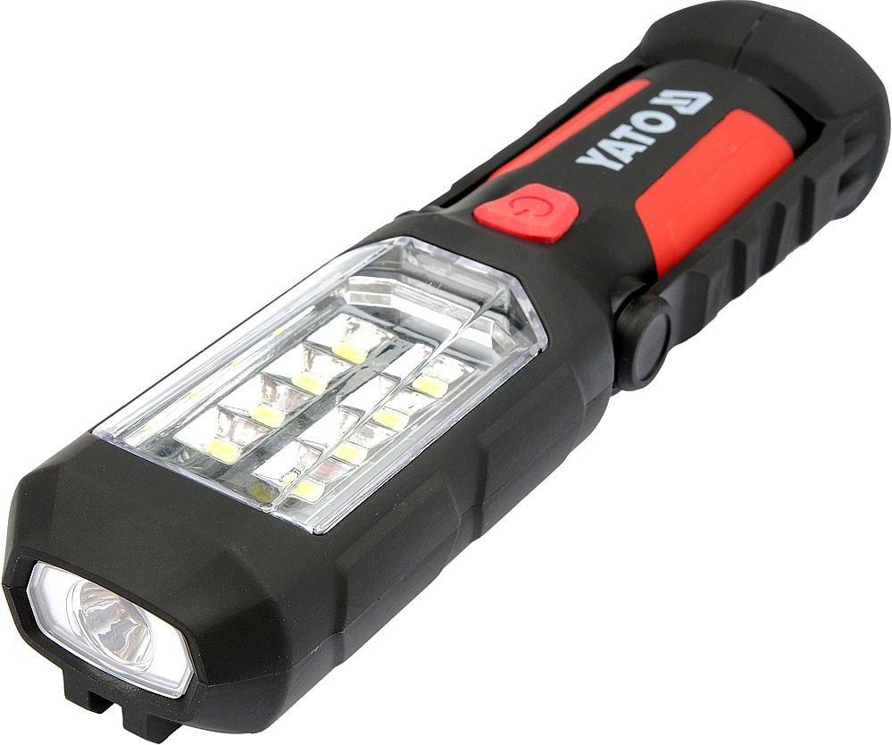 Compass Lampa montážní 8+1 LED, hák+magnet