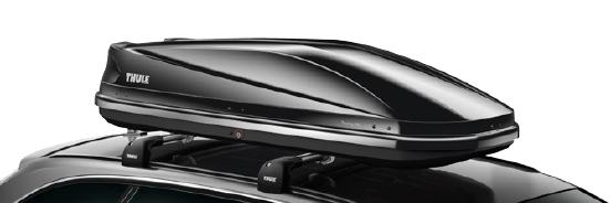 Thule Touring 780 černý lesklý ***