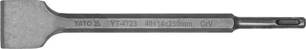Compass Sekáč SDS+ plochý 40 x 14 x 250 mm CrV