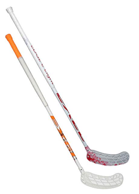 Hokejka florbalová EXEL EDGE 3.4 - pravá