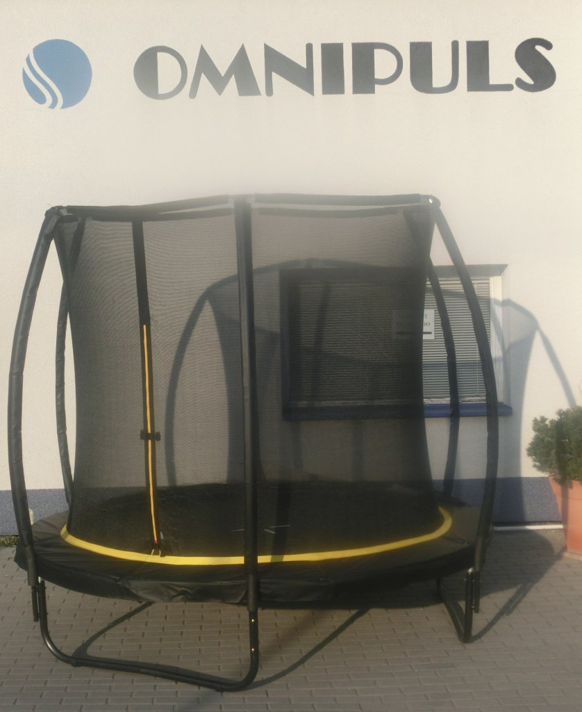 Trampolína Superfly s vnitřní ochrannou sítí 305 cm