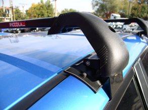 Střešní nosiče Piccola Piccar PC2076+TS6114 - pro vozy Honda Jazz III